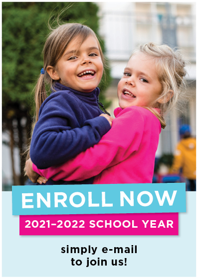 Enroll now for 2021-2022
